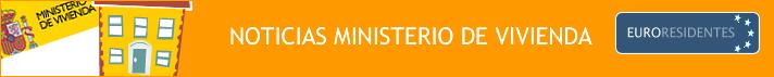 Noticias del Ministerio de Vivienda