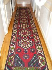 Original oriental carpet design