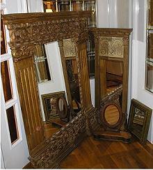 espejos en el hogar