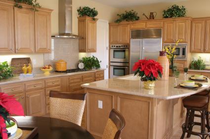 Decoraci n de cocinas decoracion en el hogar - Decoracion cortinas cocina ...