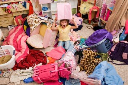 Organizar cuartos de ni os decoracion en el hogar - Ordenar habitacion ninos ...