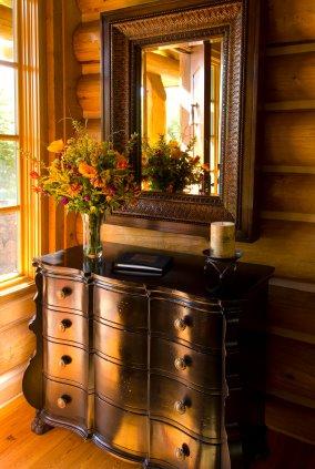 Casas cocinas mueble decoracion entrada casa - Decoracion de entradas de casas ...