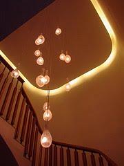 Iluminaci n de interiores decoracion en el hogar - Iluminacion escaleras interiores ...