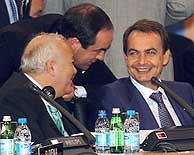 Spanish delegation in NATO summit