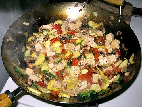 Novedades y noticias recetas para hacer con wok for Que cocinar con verduras