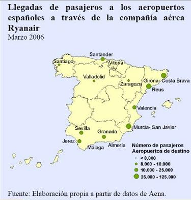 vuelos baratos de londres a espana: