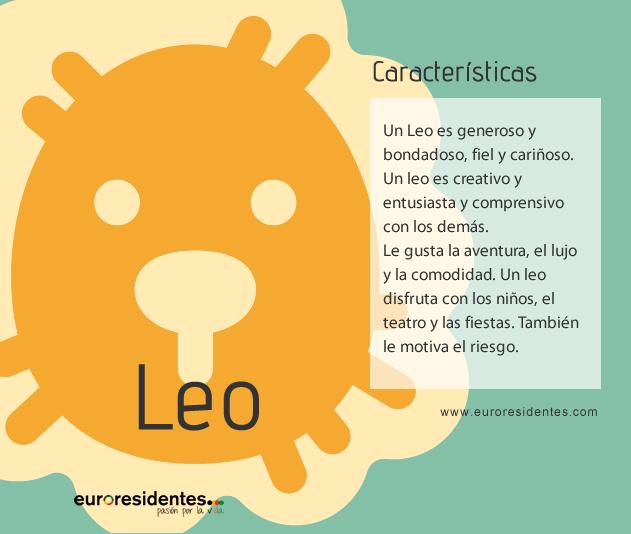Características Leo