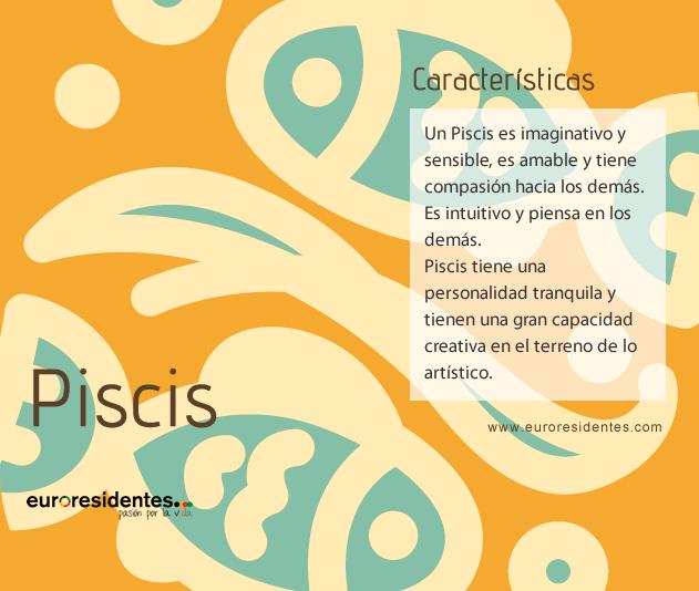 Características Piscis