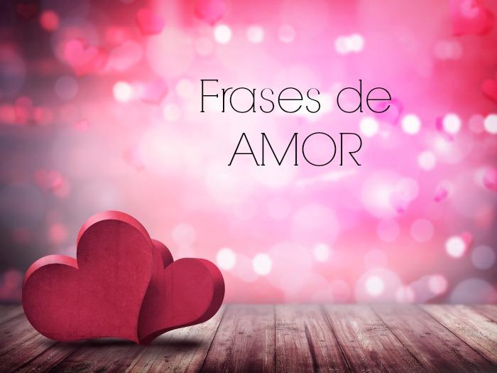 Amor Es Frases: Frases De Amor