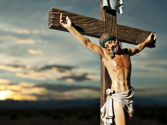 pasión cristo