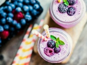 9 smoothies que refrescarán tus tardes
