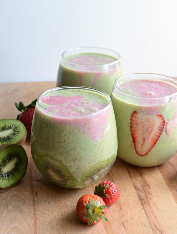9 Smoothies que refrescarán tu verano