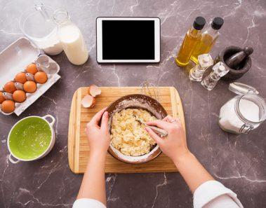 Video recetas rápidas y fáciles