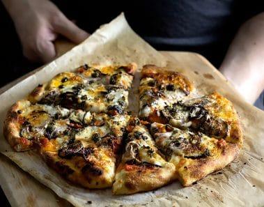 Pizzas caseras que te harán sentir como un italiano en tu propia casa