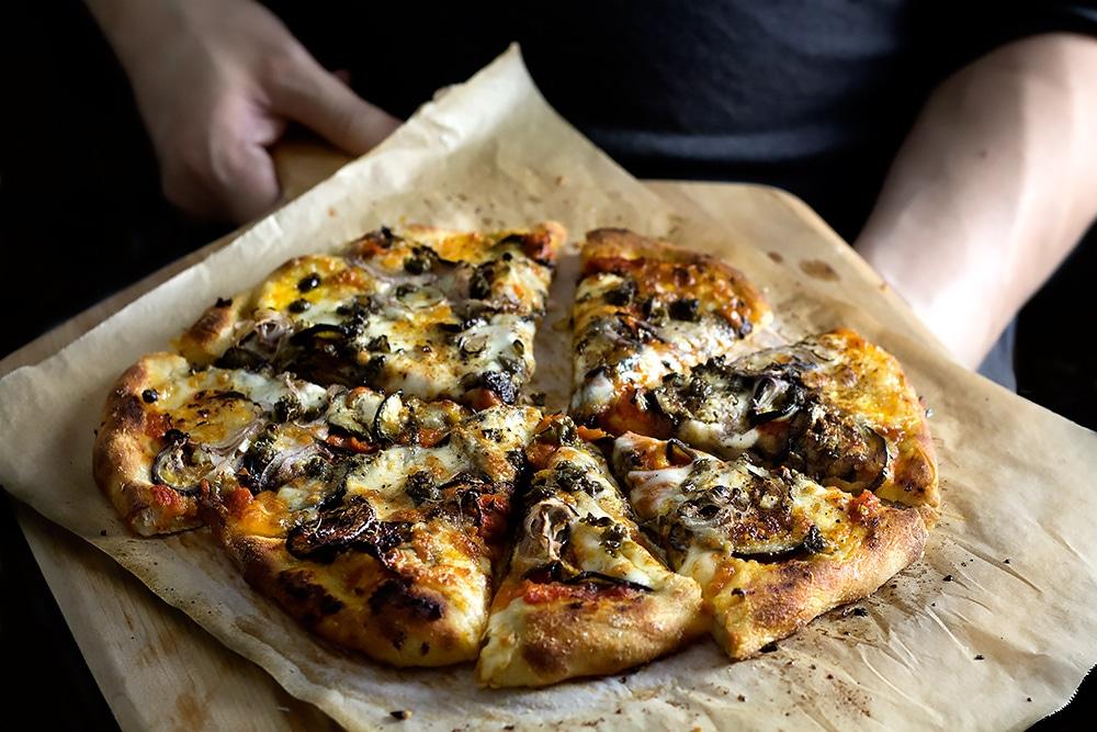 9 Pizzas caseras que te harán sentir un italiano más en tu propia casa
