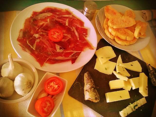 maravillas gastronomia española
