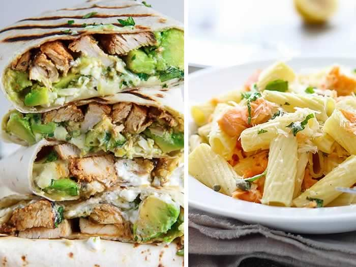 10 ideas para que comer en el trabajo no sea aburrido comida for Comidas sencillas