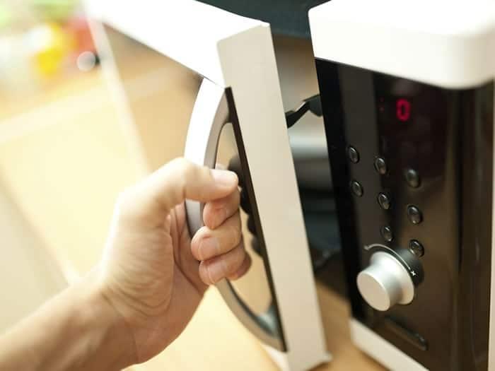 Usos del microondas