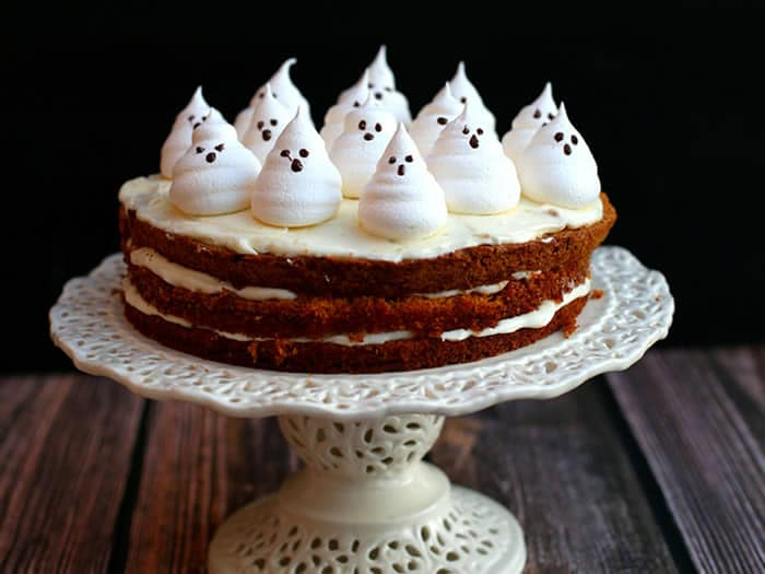 Tartas De Halloween Faciles Y Originales Que Todo El Mundo