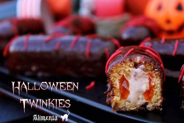 Recetas Halloween dulces
