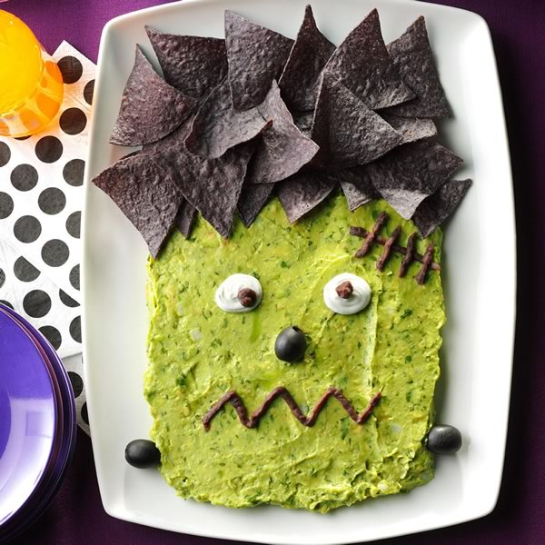 Receta Halloween niños