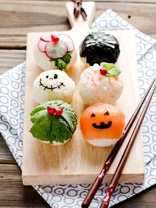 Recetas Halloween saludables niños