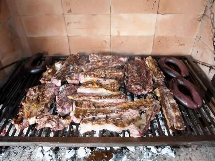 Comidas típicas de Argentina: asado