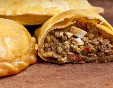 Comidas típicas argentinas: empanadas