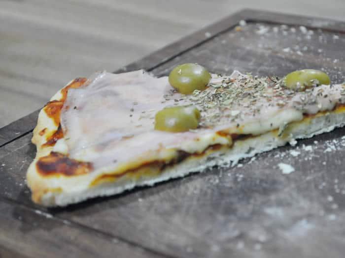 Comidas típicas de Argentina: la pizza