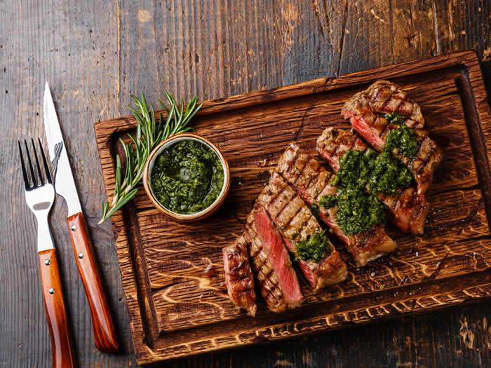 Asado argentino: cómo servir la carne