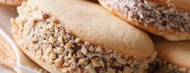 dulces Argentina: alfajores