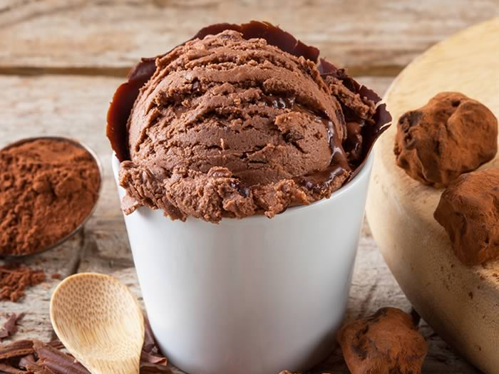 Postre argentino: helado