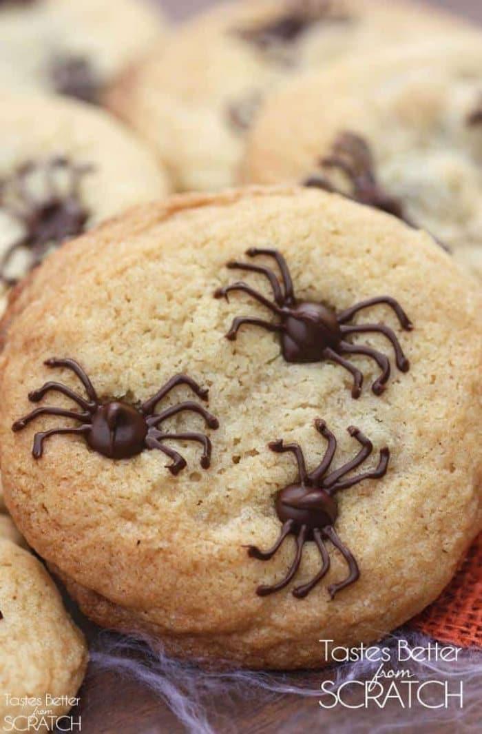 Galletas de Halloween fáciles
