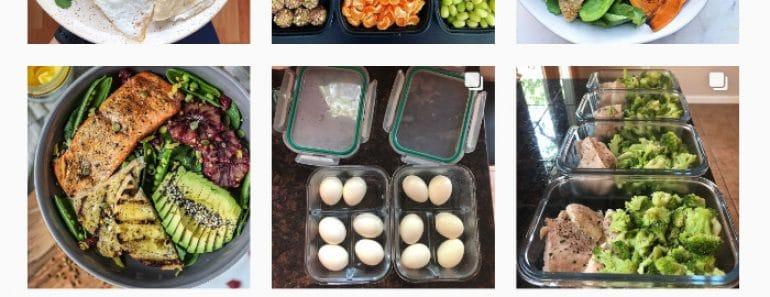 'Meal prep': cocina un día y come bien toda la semana