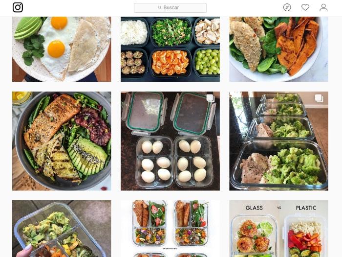 Meal Prep, cómo planificar las comidas de la semana