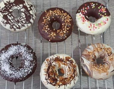 Recetas de donuts