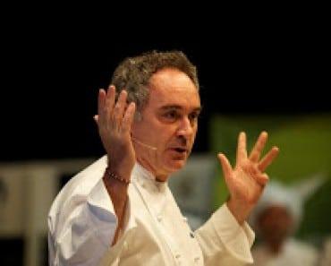 Análisis histórico de la obra de Ferran Adrià, El Bulli. Lo Mejor de la Gastronomia, Alicante 2010.