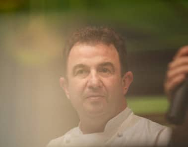 Lo mejor de la gastronomía martín Berasategui