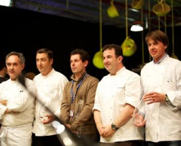 Premios en Lo Mejor de La Gastronomía 2011