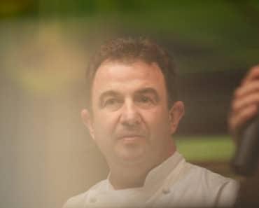 Lo mejor de la gastronomía y Martín Berasategui