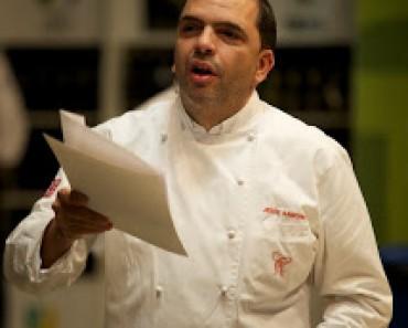Jesús Sánchez, Cenador de Amós Restaurante