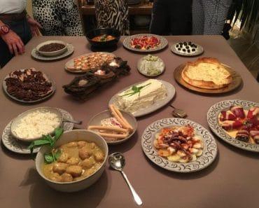 10 Ideas originales y vistosas para un buffet