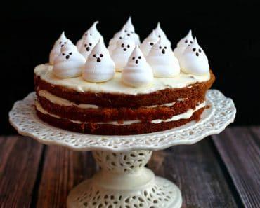 Tartas de Halloween fáciles y originales que todo el mundo puede hacer