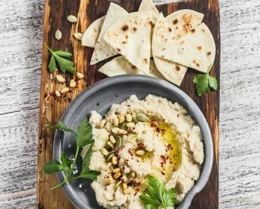 Hummus casero: 5 formas originales y deliciosas de prepararlo