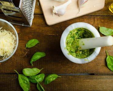 7 recetas de pesto casero perfectas