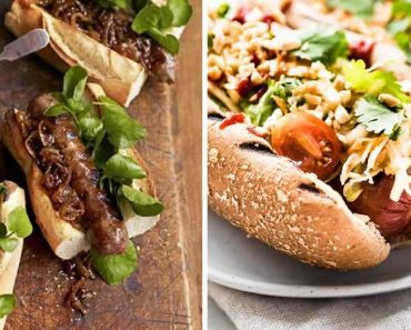 Perritos calientes: 7 deliciosas formas de prepararlos