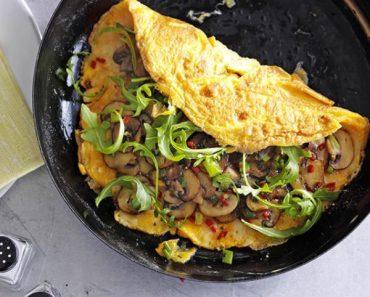Tortilla francesa rellena: sencillas y deliciosas ideas para prepararla