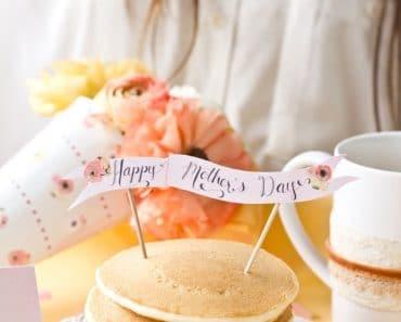 Día de la Madre: creativas y originales ideas para decorar tartas o pasteles