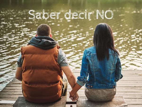 Saber decir no en las relaciones sexuales