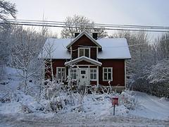 Suecia en Invierno